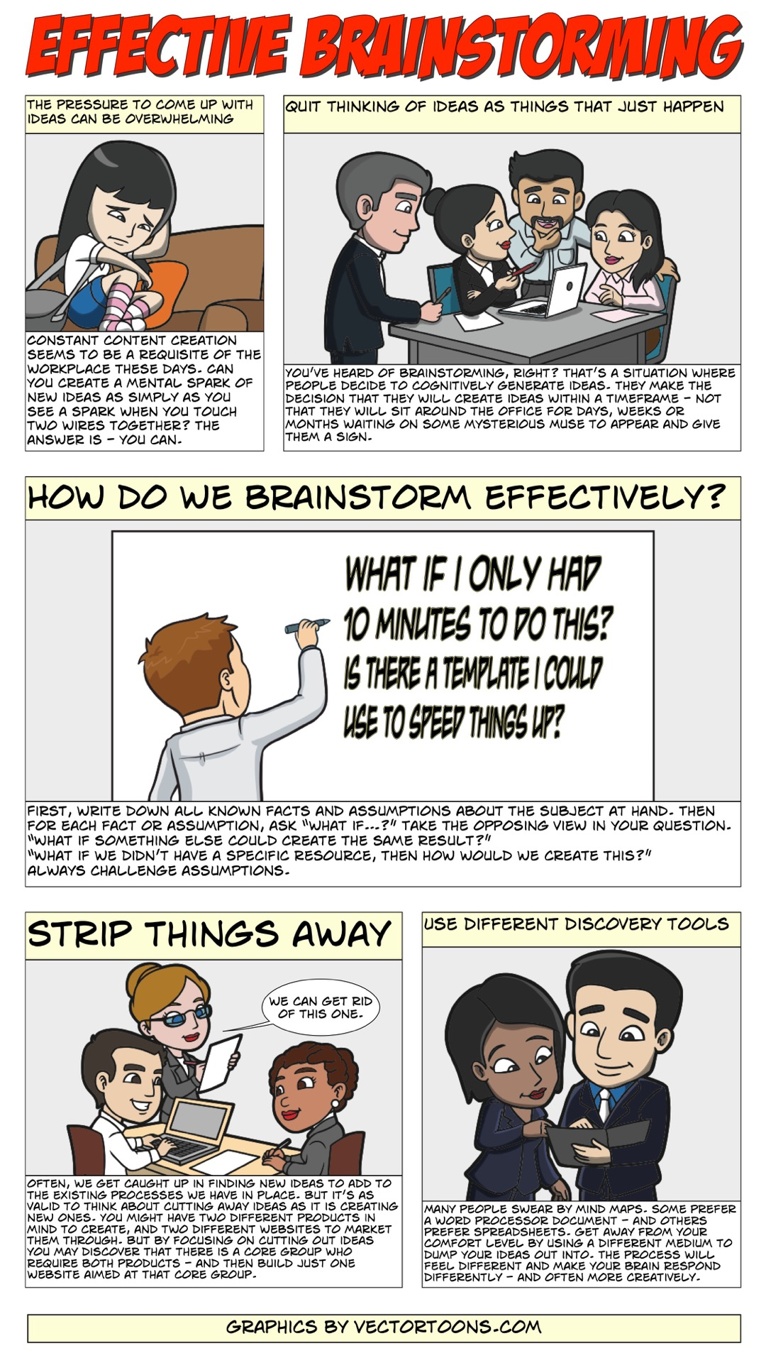 Effective Brainstorming