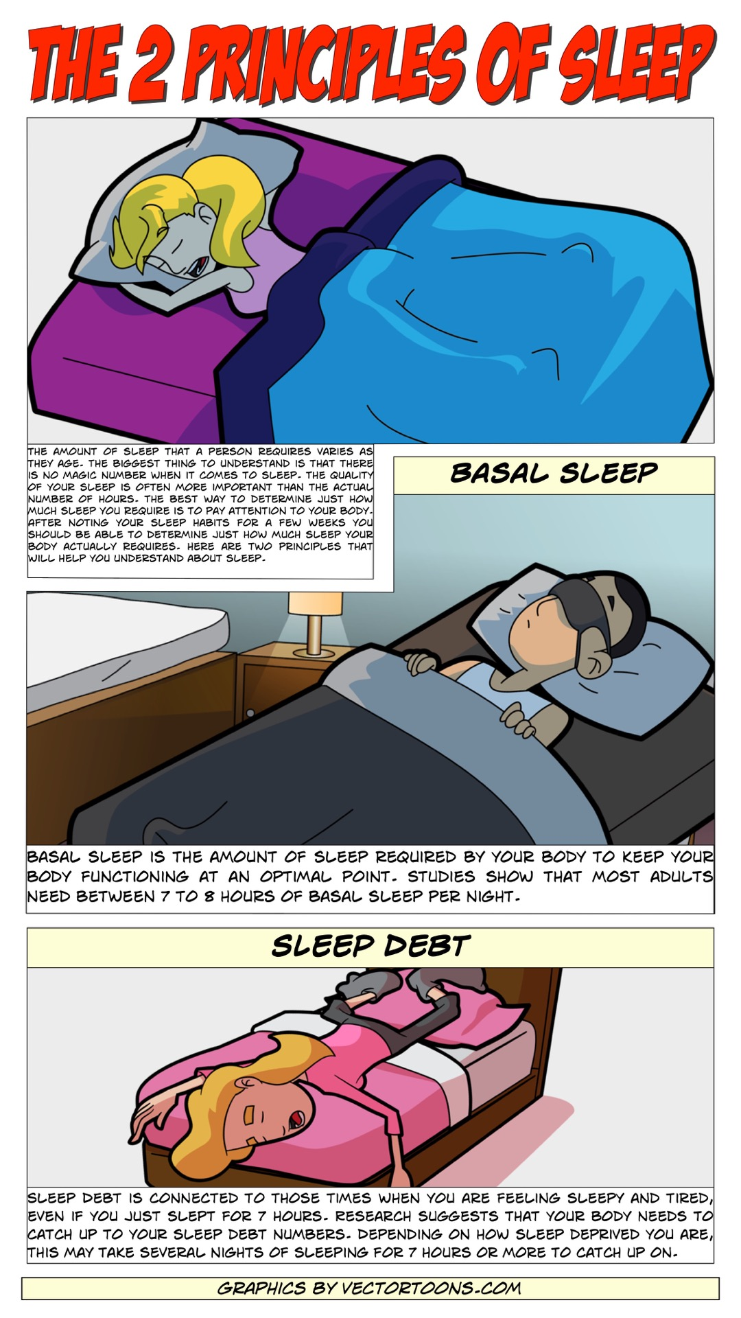 The 2 Principles Of Sleep